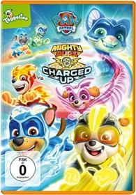 Paw Patrol - Mighty Pups Charged Up! (DVD)