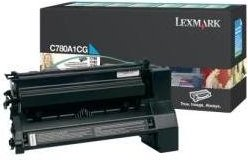 Lexmark C780A1CG Return Toner cyan -- via Amazon Partnerprogramm