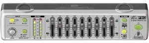 Behringer MiniFBQ FBQ800 equalizer -- © Copyright 200x, Behringer International GmbH
