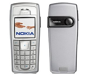 Nokia Xpress-on Cover for Nokia 6230 (various colours)