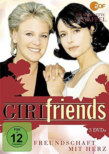 Girlfriends - Freundschaft mit Herz Staffel 2 -- via Amazon Partnerprogramm