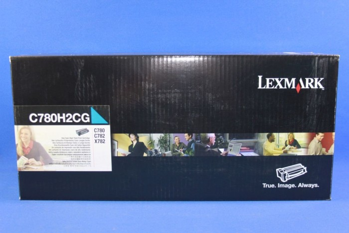 Lexmark C780H2CG Toner cyan -- via Amazon Partnerprogramm