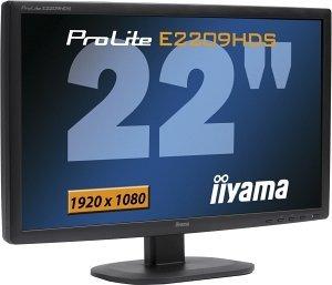 "iiyama ProLite E2209HDS-1, 21.5"""