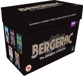Bergerac Box (Season 1-9) (DVD) (UK)
