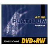 BestMedia Platinum DVD+RW 4.7GB, 100er-Pack