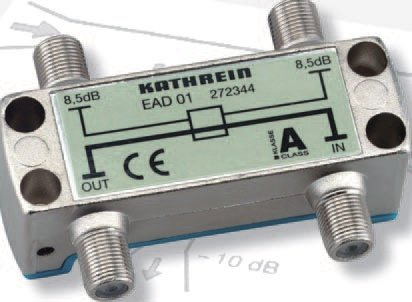 Kathrein EAD 03 F 2-way splitter 12dB (272346)