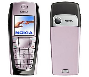 Nokia Xpress-on Cover do Nokia 6220 (różne kolory)