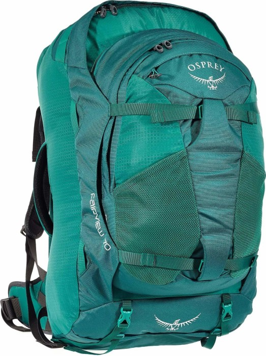 ff5a643c1b Osprey Fairview 70 rainforest green (ladies) starting from £ 95.69 ...