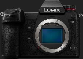 Panasonic Lumix DC S1 case (DC-S1E-K)