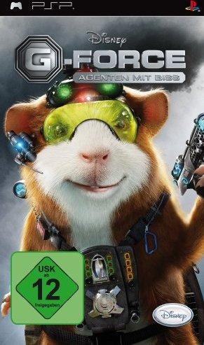 G-Force (deutsch) (PSP) -- via Amazon Partnerprogramm