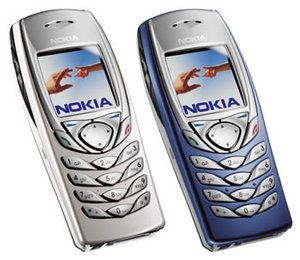 Nokia Xpress-on Cover for Nokia 6100 (various colours)