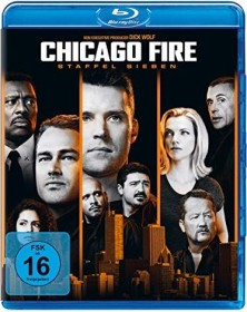 Chicago Fire Season 7 (Blu-ray)