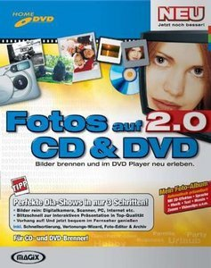 Magix: Fotos na CD & DVD 2.0 (PC)
