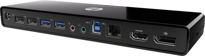 HP 3005pr USB 3.0 Port-Replikator inkl. USB-C Adapterkabel (Y4H06AA)