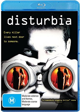 Disturbia (Blu-ray) (UK) -- via Amazon Partnerprogramm