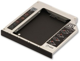 Lindy 20963, ODD to HDD/SSD Conversion tray