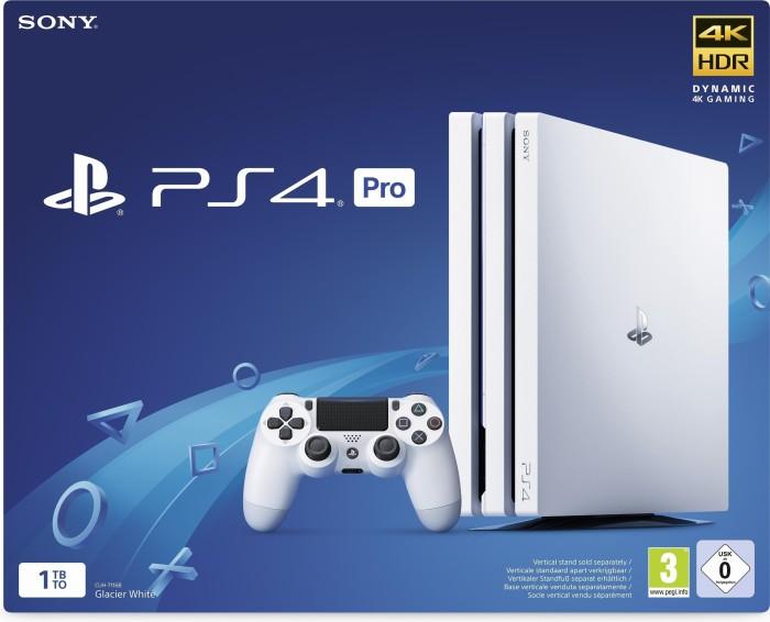 Sony PlayStation 4 Pro - 1TB weiß (verschiedene Bundles)