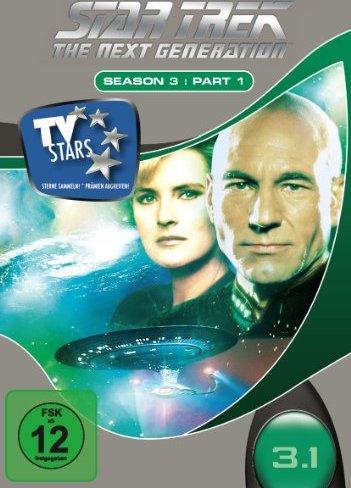 Star Trek: The Next Generation Season 3.1 -- via Amazon Partnerprogramm