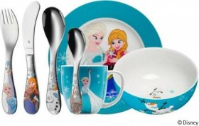 WMF Disney Frozen Kinder-Set, 7-tlg. (12.8600.9974)