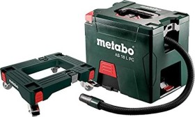 Metabo AS 18 L PC solo with wheeled board (691060000)