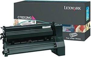 Lexmark Toner C782X2MG magenta -- via Amazon Partnerprogramm