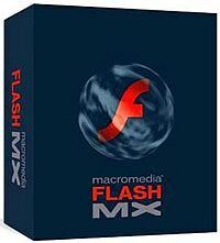Adobe: Flash MX (angielski) (MAC) (FLM060I000)