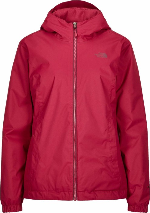 The North Face Quest Insulated Jacke rumba red