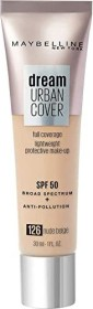 Maybelline Dream Urban Cover Foundation 126 Nude Beige, 30ml