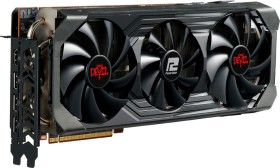 PowerColor Radeon RX 6900 XT Red Devil, 16GB GDDR6, HDMI, 3x DP (AXRX 6900XT 16GBD6-3DHE/OC)