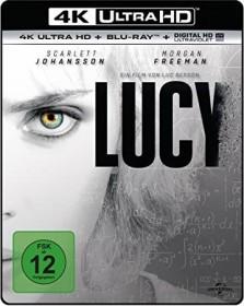 Lucy (4K Ultra HD)