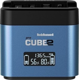 Hähnel ProCube 2 twin charger for Fujifilm/Panasonic (1000 573.0)