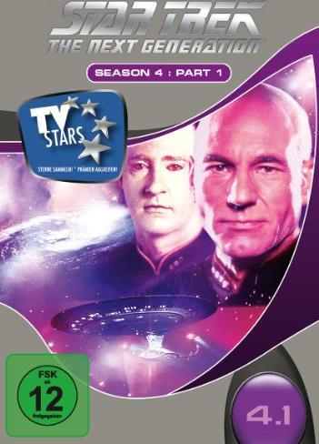 Star Trek: The Next Generation Season 4.1 -- via Amazon Partnerprogramm