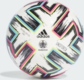 adidas Uniforia Mini Ball white/black/signal green/bright cyan (FH7342)