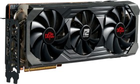 PowerColor Radeon RX 6900 XT Red Devil Limited Edition, 16GB GDDR6, HDMI, 2x DP, USB-C (AXRX 6900XT 16GBD6-2DHCE/OC)
