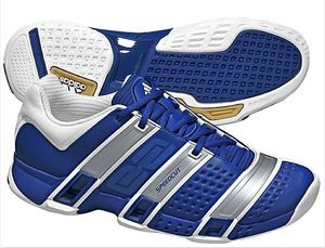 adidas solid S handball shoe (mens) -- © adidas