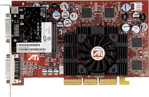 ATI FireGL Z1-128, Radeon 9500, 128MB DDR, 2x DVI, AGP (100-505050)