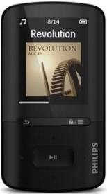 Philips GoGear Vibe 4GB schwarz (SA4VBE04KN/12)