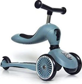 Scoot and Ride Highwaykick 1 blau