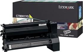 Lexmark Return Toner C780H1YG gelb