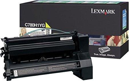 Lexmark C780H1YG Return Toner gelb -- via Amazon Partnerprogramm