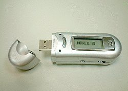 Wincan Magic Star MP1003 128MB MP3 player/USB Stick