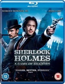Sherlock Holmes: A Game of Shadows (Blu-ray) (UK)