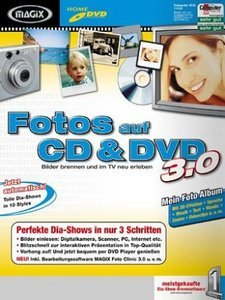 Magix: Fotos na CD & DVD 3.0 (PC)