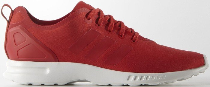 ca2574f71ab4b adidas ZX Flux ADV Smooth lush red core white (ladies) (S78963 ...