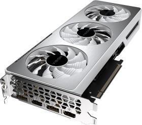 GIGABYTE GeForce RTX 3060 Ti Vision OC 8G (Rev. 2.0) (LHR), 8GB GDDR6, 2x HDMI, 2x DP (GV-N306TVISION OC-8GD 2.0)