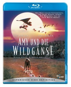 Amy and the Wildgänse (Blu-ray)