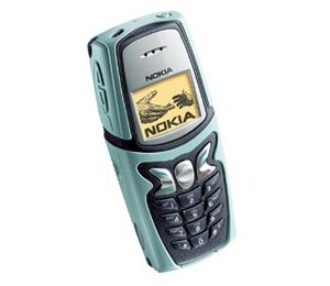 Nokia Xpress-on Cover for Nokia 5210 (various colours)