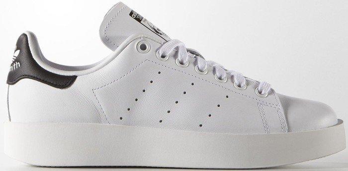 Adidas Stan Smith Bold ftwr ftwr Bold Weiß/core schwarz   Preisvergleich ad375c