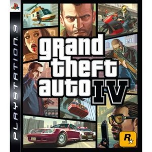 Grand Theft car IV (German) (PS3)
