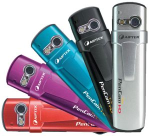 Aiptek PenCam HD Trio blue (400410)